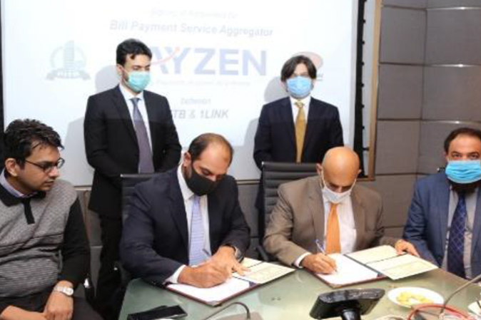 PITB partners with 1LINK to launch 'Payzen'
