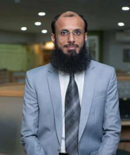 Mr. Arbab Masood Siddiqui