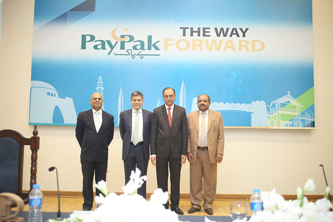 1LINK arranged PayPak Conference on 7th Dec 2017
