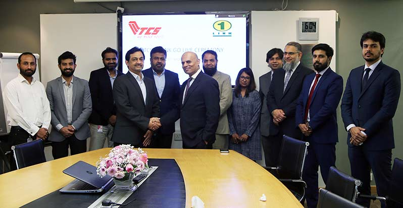 TCS goes LIVE with 1LINK's Bill Payment System