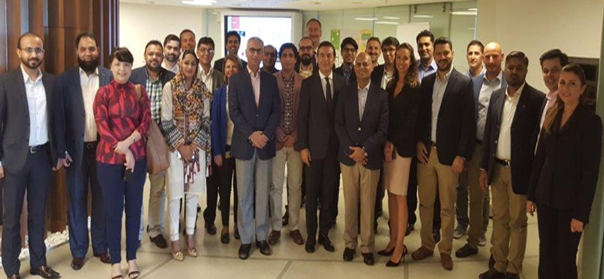 1LINK &BKM (Turkey) conductdigital payments workshop
