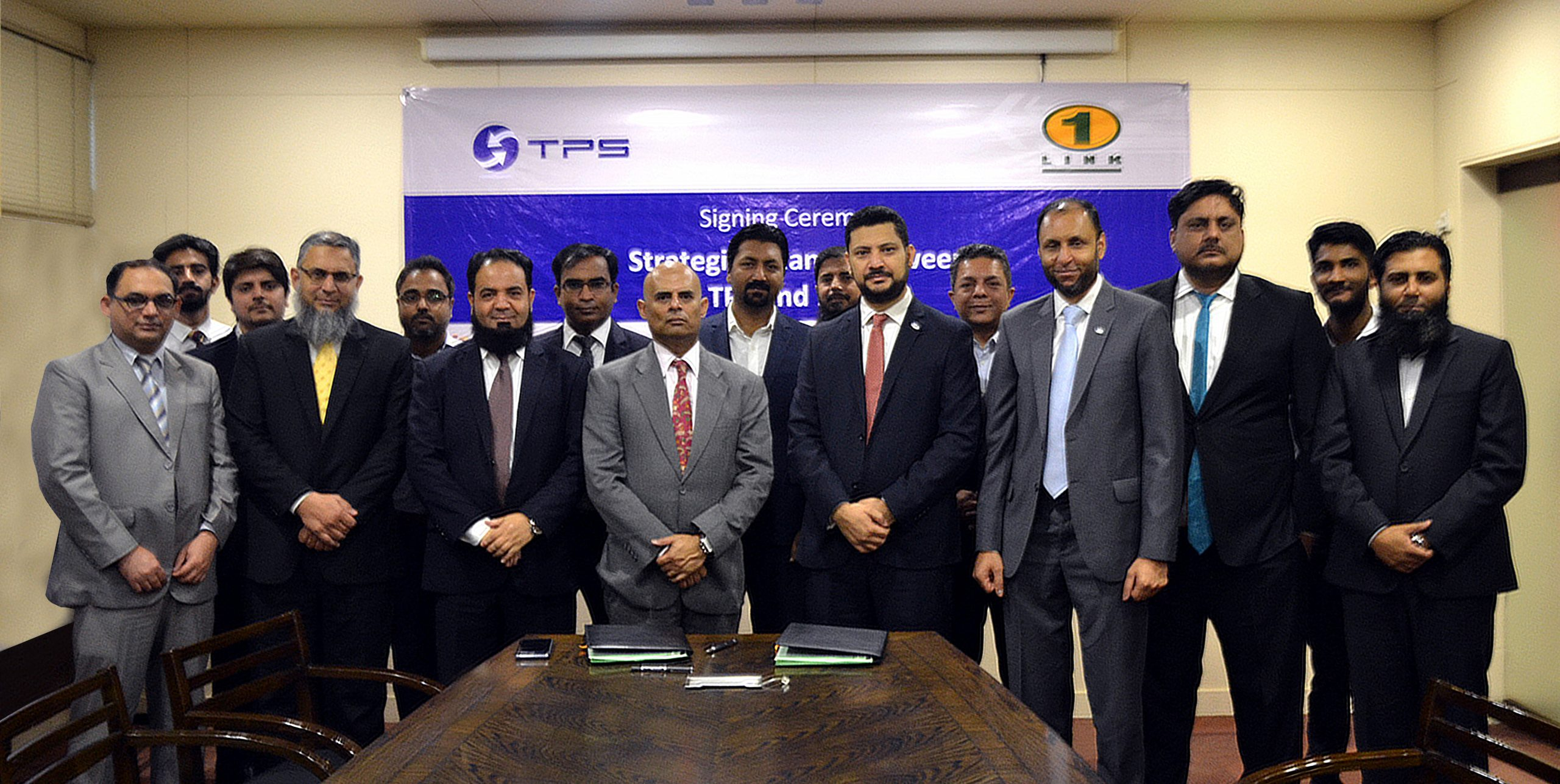 1LINK and TPS enter into an agreement to modernize bill payments landscape