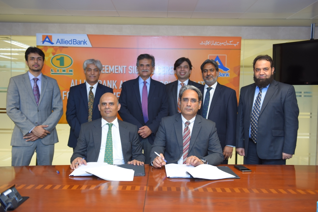 ABL and 1LINK sign bill aggregation agreement