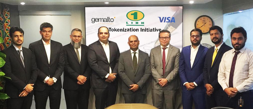 1LINK, Gemalto and Visa partner to promote Digital Payments in Pakistan