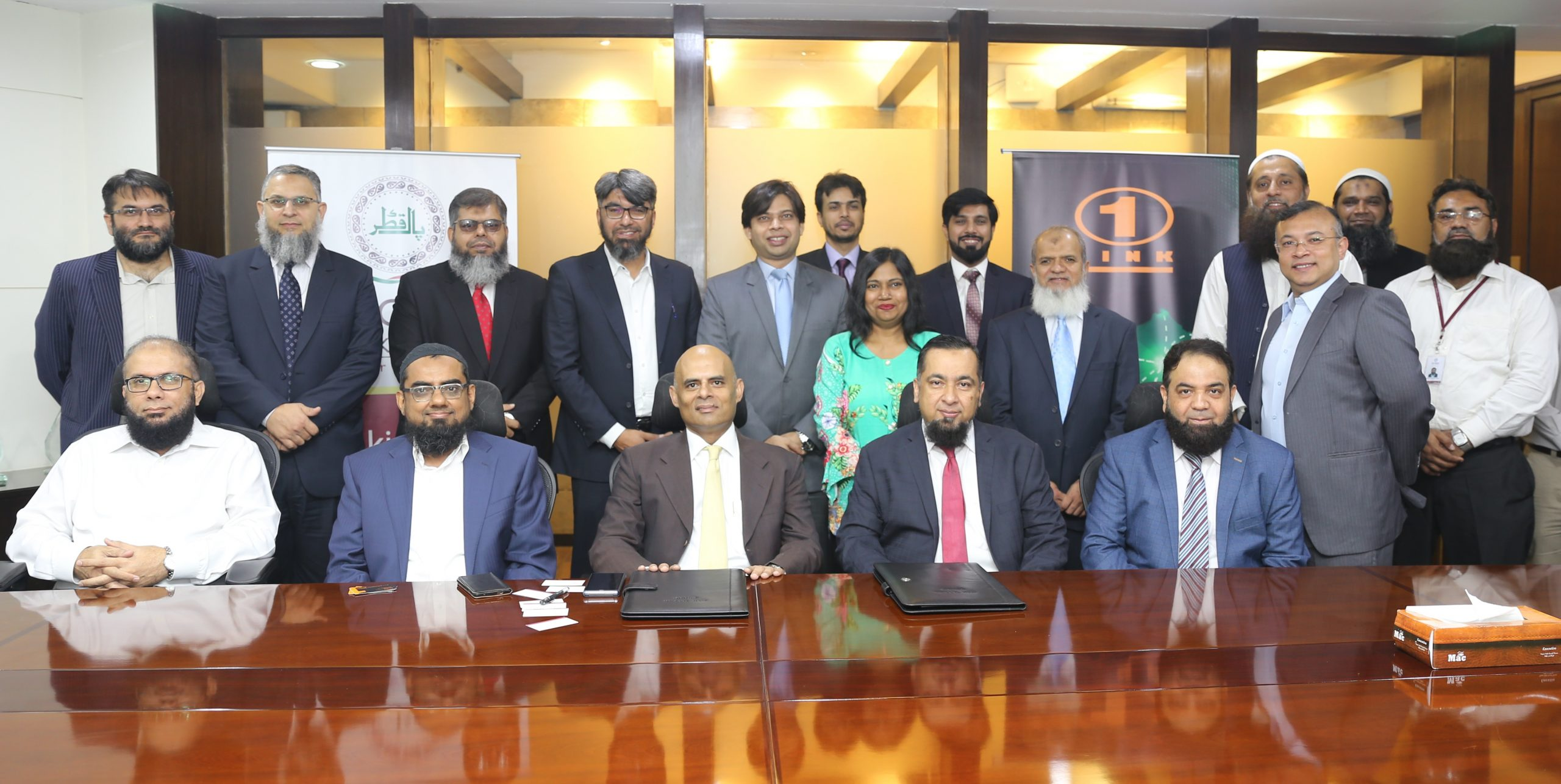 Pak Qatar Takaful signs agreement for 1LINK's Bill Payment Services