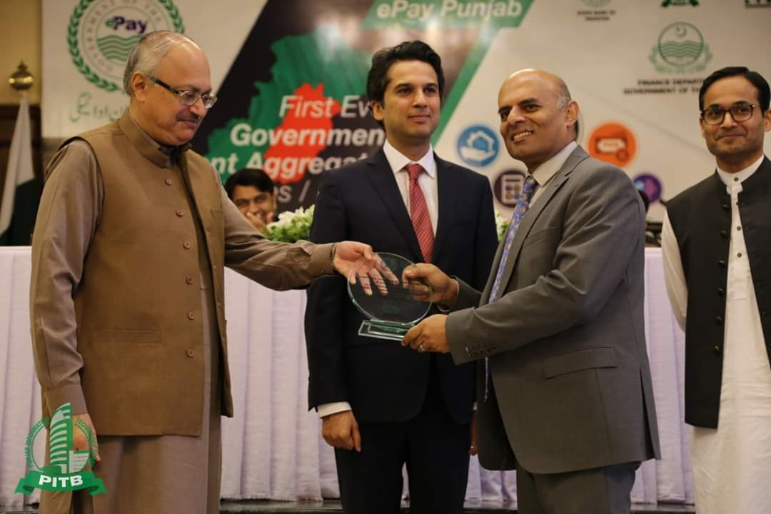 1LINK Collaborates with PITB and SBP for e-Pay Punjab