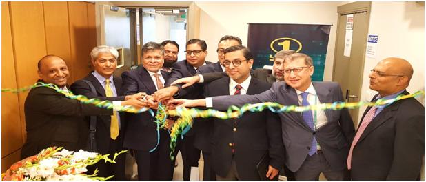 Inauguration of 1LINK Personalization Bureau
